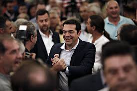 Tsipras launches counterattack with regional tour