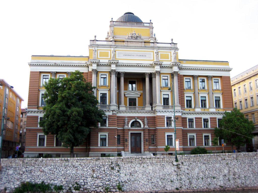 Scandalous decision of Sarajevo University Senate