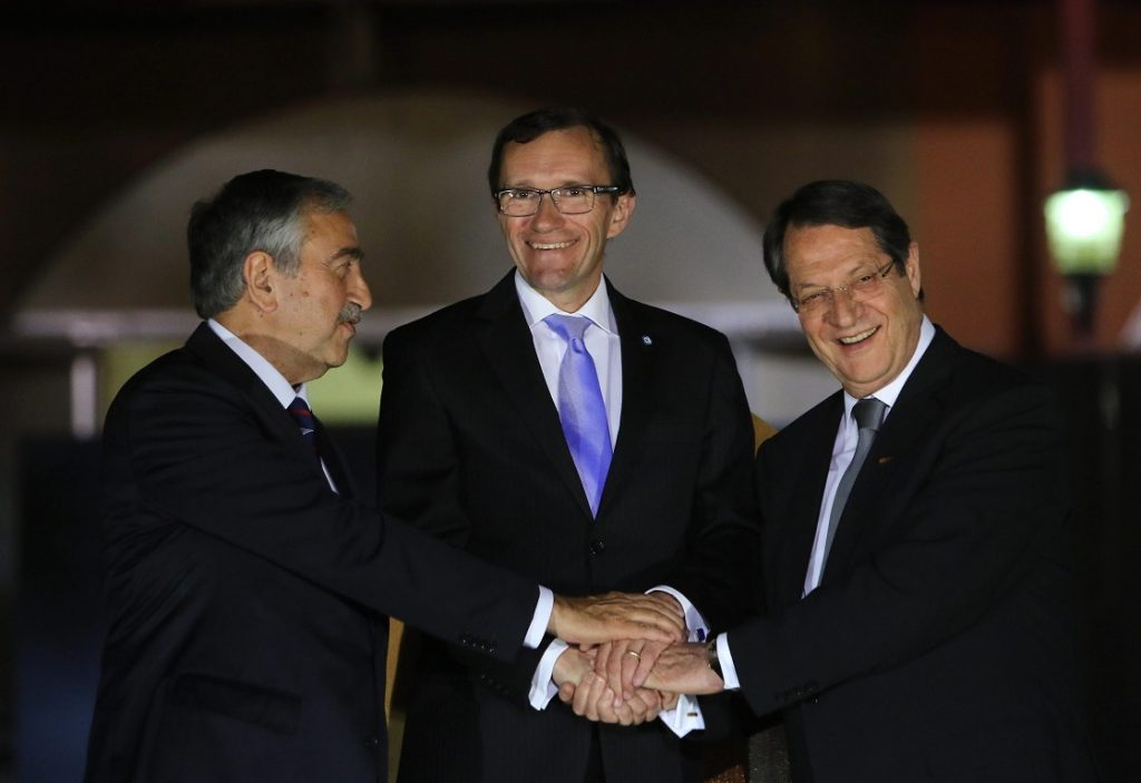 Developments to solve Cyprus Issue ongoing