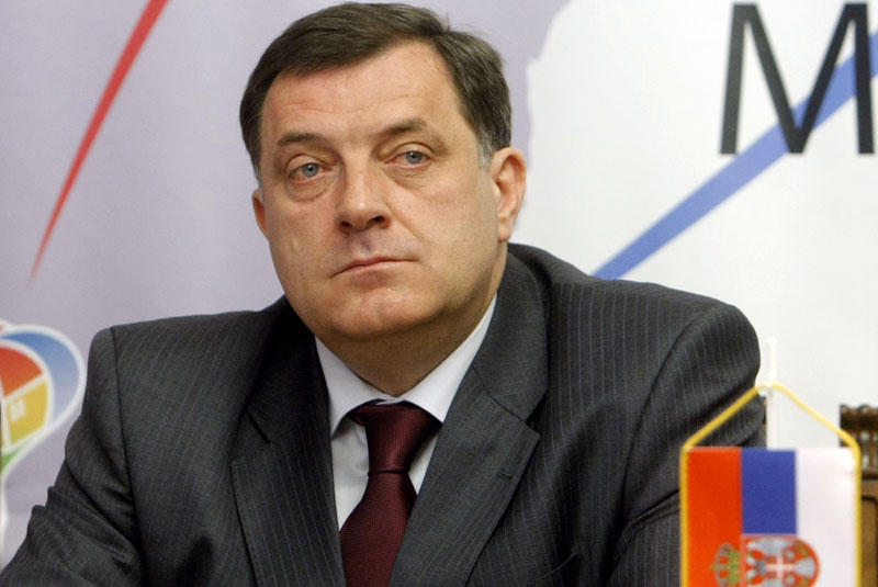 U.S. embassy refuses to issue diplomatic visa to Dodik