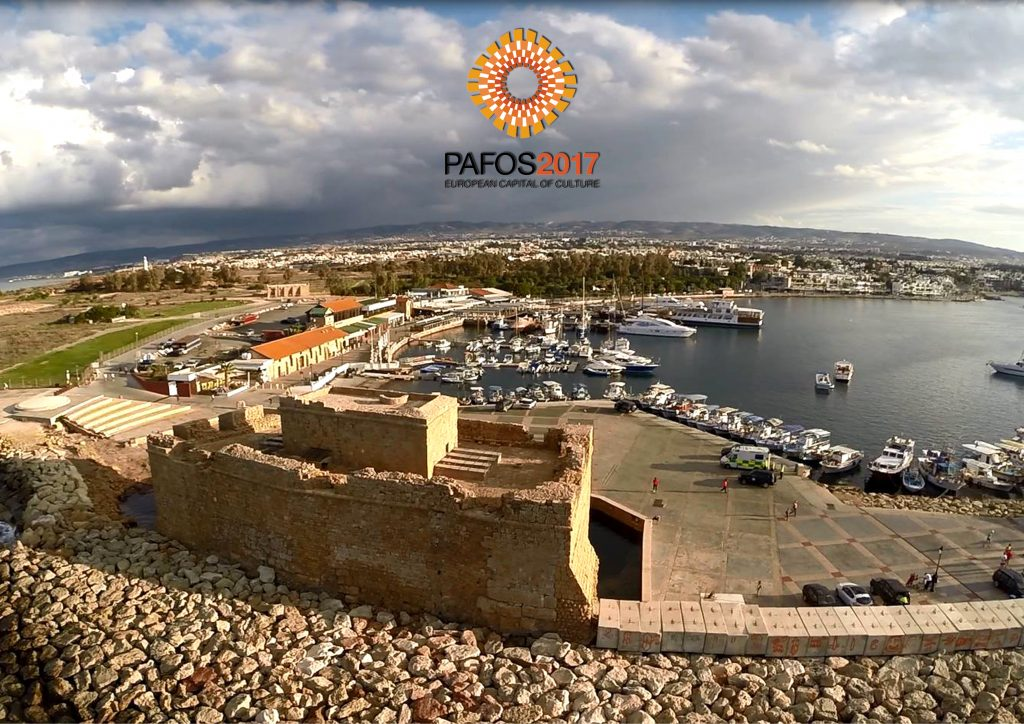 Pafos starts countdown for European Capital of Culture opening ceremony