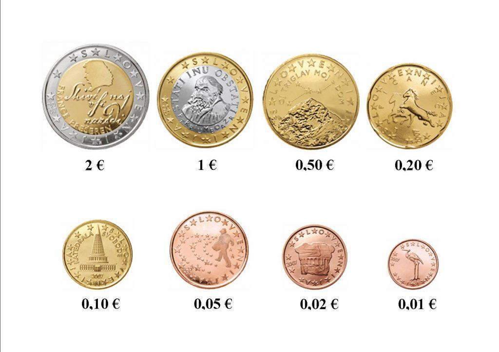 The euro in Slovenia celebrates 10 years