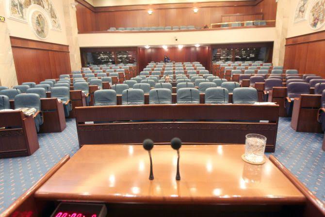 ΠΓΔΜ: Καθυστερεί εκ νέου η συνεδρίαση της Βουλής