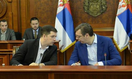 Serb PM demands the unification of the Serb List in Kosovo