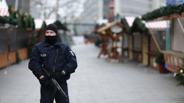 Two Kosovo nationals arrested on suspicion of planning an attack in Germany