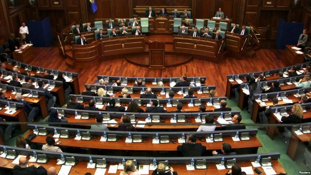 Parliament of Kosovo approved the 2017 budget