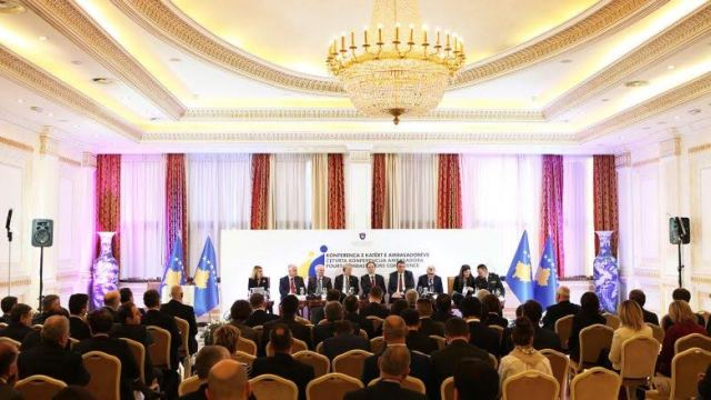 Security in the region and the world has an impact in Kosovo too