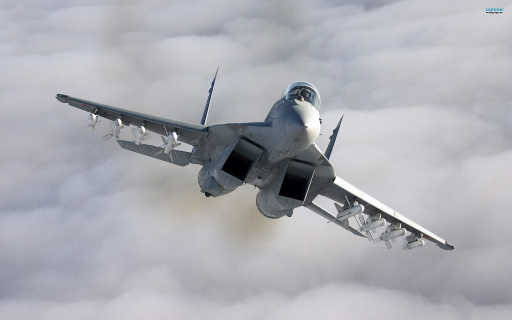 """MiGs to defend Serbian sky, """"bolster Russia in Balkans"""""""