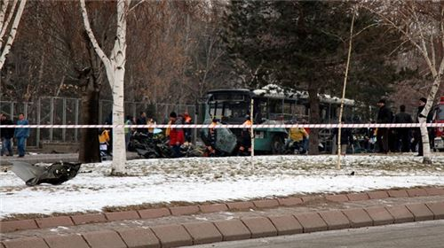 Kayseri suicide bomber arrived from Kobane in Syria before attack