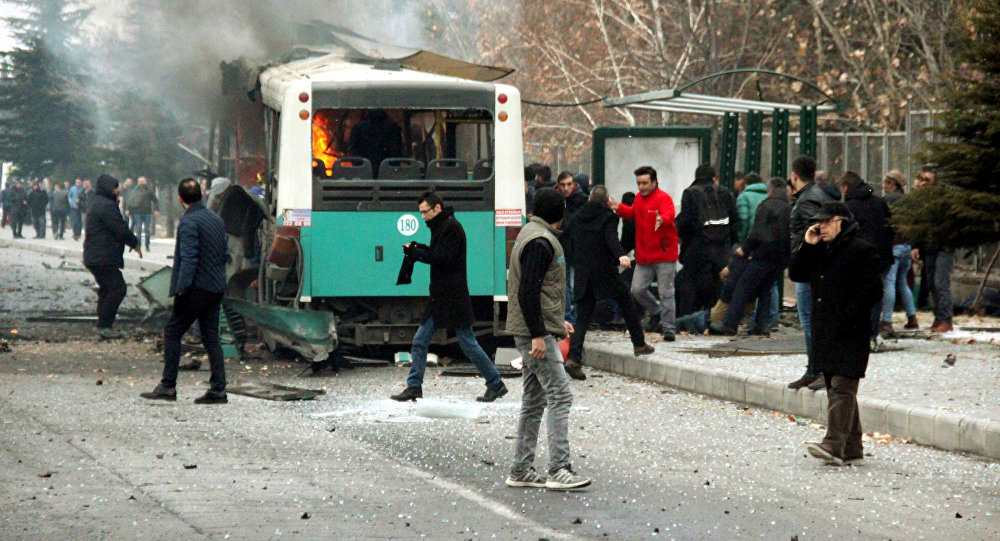 Nationalism between Kurds and Turks on the rise after Kayseri Attack