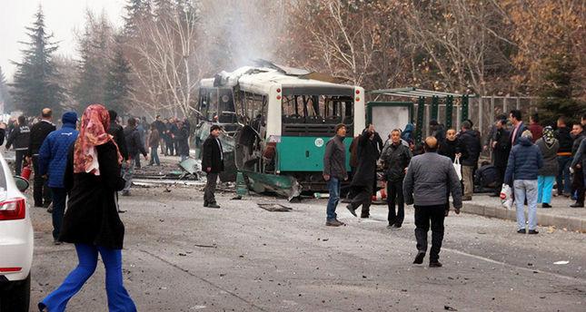 Explosion occurs in Turkey's Kayseri