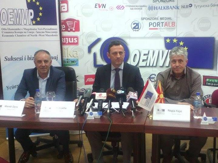 Businesses in FYROM demand the creation of the new government as soon as possible