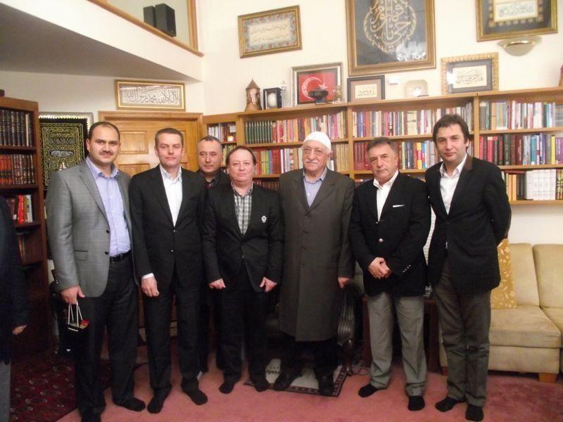 Doğan Group's Ankara representative Barbaros Muratoğlu arrested