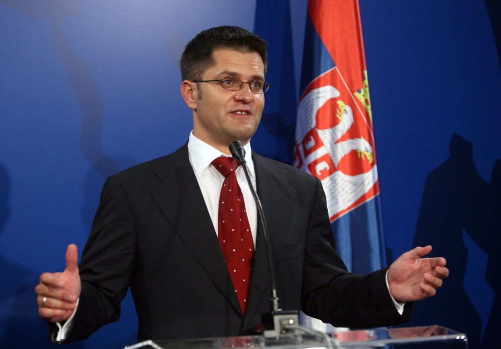"Jeremic: Serbia is not my ""second option"""