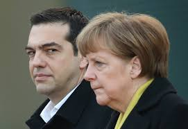 Tsipras to meet German Chancellor Merkel on Friday