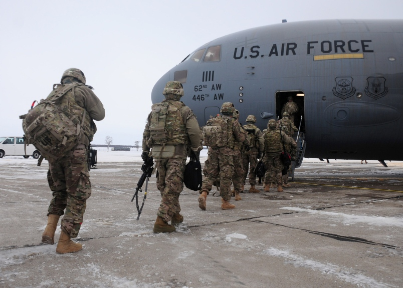 US troops to be deployed to Poland, Baltic States, Romania in January