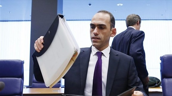 Cyprus Finance Minister determined to keep up the reform momentum