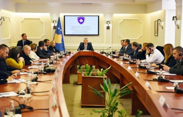 Time has come for cross ethnic reconciliation, says President of Kosovo