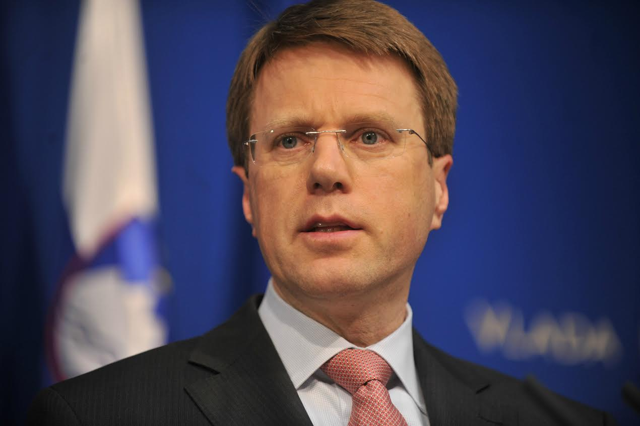 Zbogar: The new government is committed for the EU accession reforms