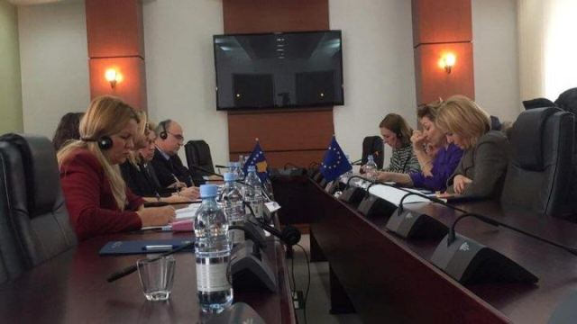2016 marks a new era in the relations between EU and Kosovo, says Apostolova