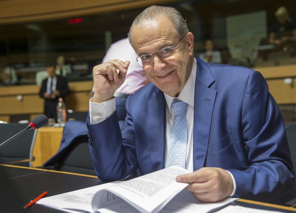Kasoulides participates in the EU General Affairs Council