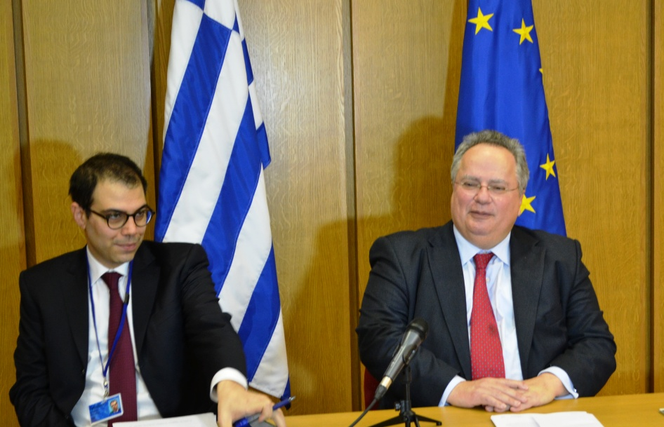 Kotzias: We want Turkey and Albania in the EU but with a European face