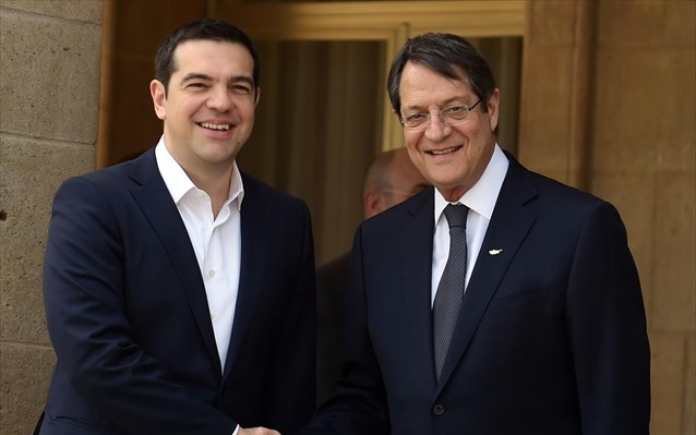 Anastasiades departs for Brussels