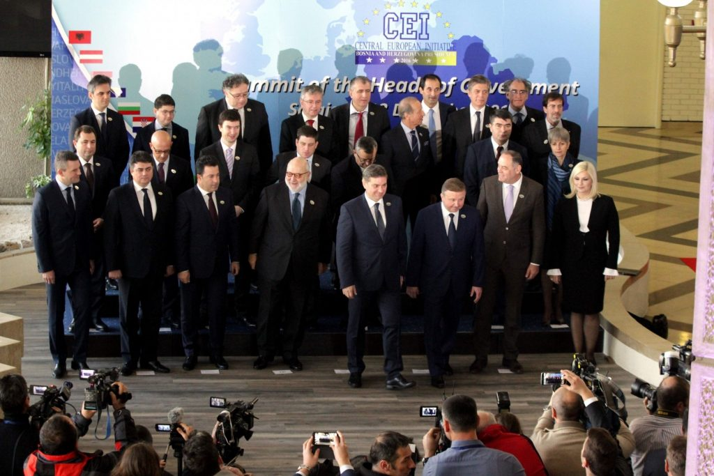 BiH handed over the CEI presidency