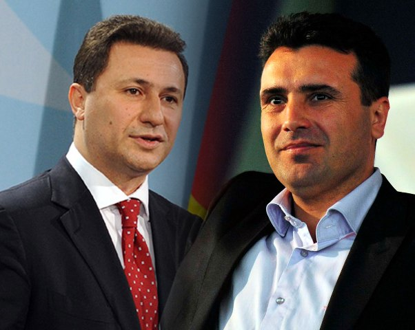 Calculations for the creation of the new government in FYROM