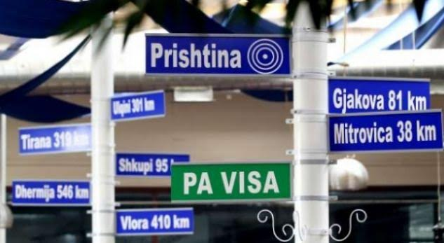 Liberalization of visas for Kosovo prevented by political disputes