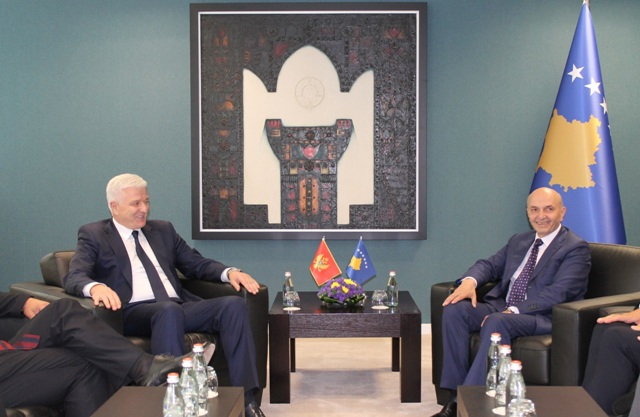 Pristina and Podgorica hold talks in Shkoder about the issue of demarcation
