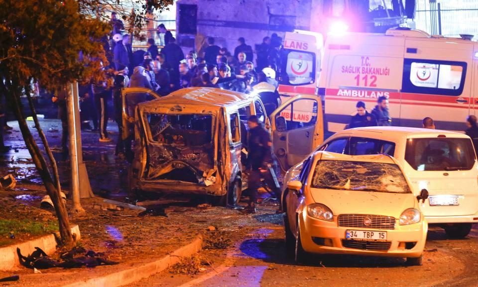 Turkey Attacks: 38 dead 155 wounded – Kurdish TAK claims responsibility