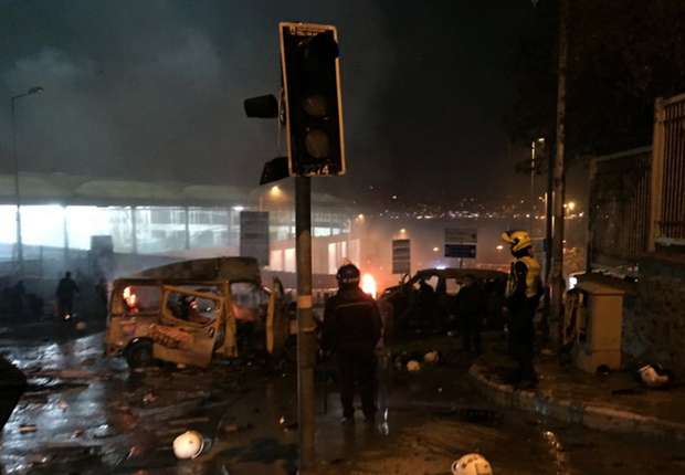 Turkish Government concerned after Istanbul stadium attacks