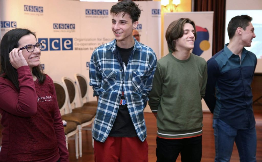 Young people in BiH against extremism