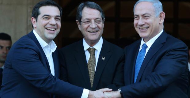 Στις 20 Δεκεμβρίου η Τριμερής Σύνοδος Κορυφής Ελλάδας Κύπρου Ισραήλ.