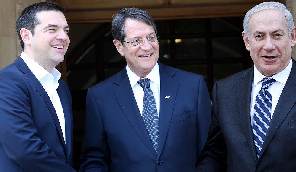 Anastasiades to participate in the Tripartite Summit in Israel