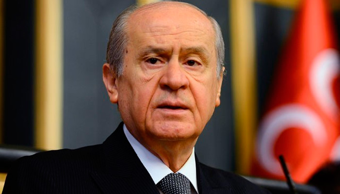No problems in constitution talks with government: MHP head Bahçeli