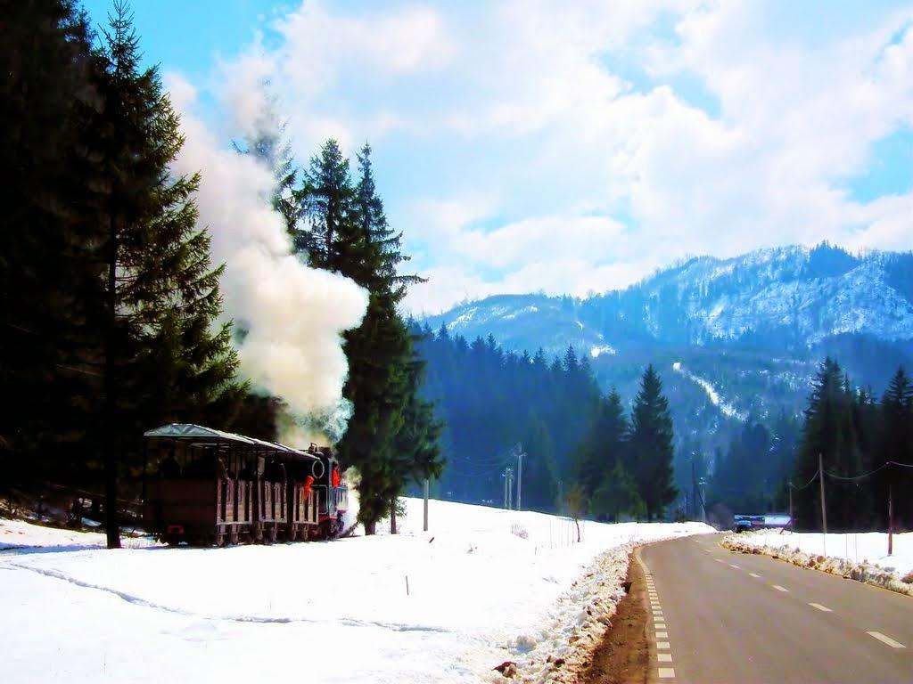 Minus 17 degrees Celsius at Intorsura Buzaului, lowest temperature in Romania so far