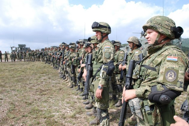 Croatia Preparing New National Security Strategy