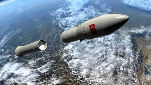 Turkey launches its first spy satellite