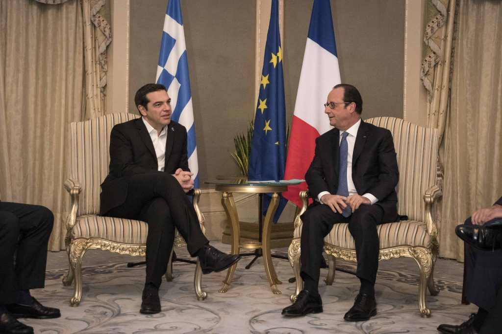 Tsipras: Greece has three years ahead before elections