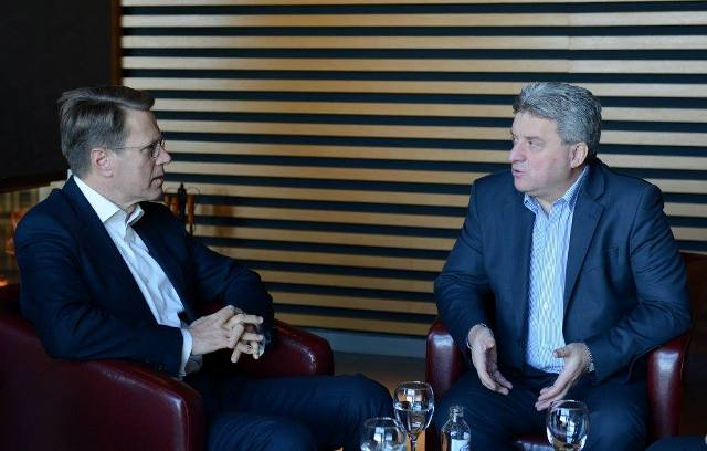 Ivanov demands a different approach from the EU