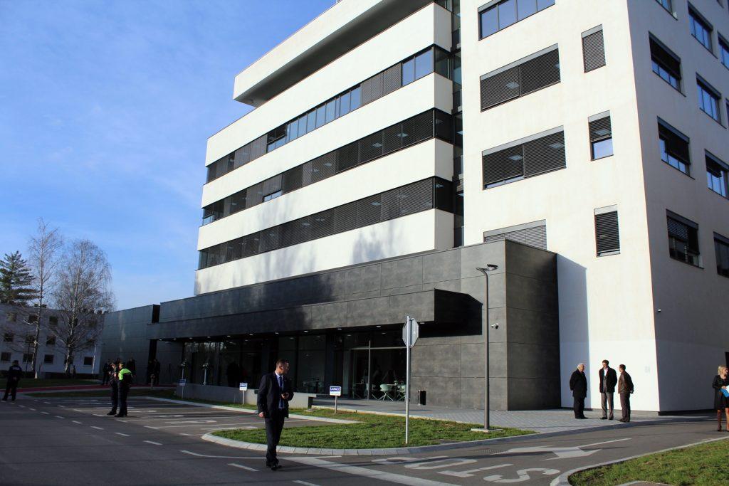 """First """"smart building"""" in BiH opens its doors"""