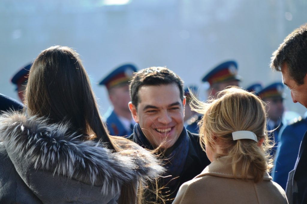 Why sweeping changes in Europe are Tsipras' ally