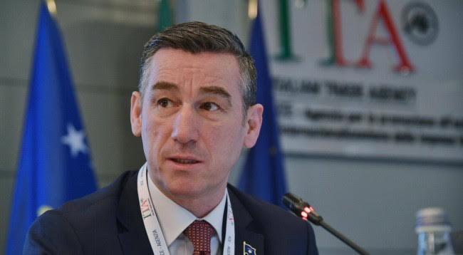 Kosovo's speaker of parliament invites Italian investors to Kosovo