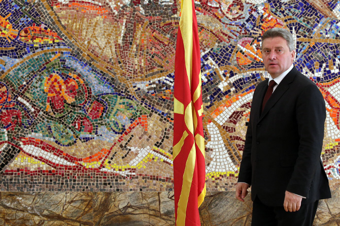 Who should be mandated for the creation of the government after Gruevski?