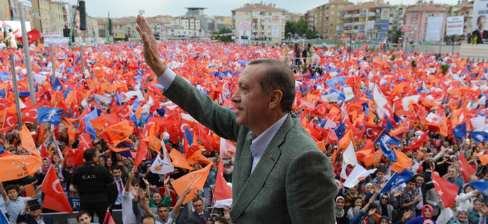 President Erdoğan expected to hold 40 rallies during referendum campaign