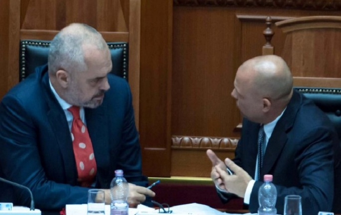 Albanian PM discharges the minister of Justice