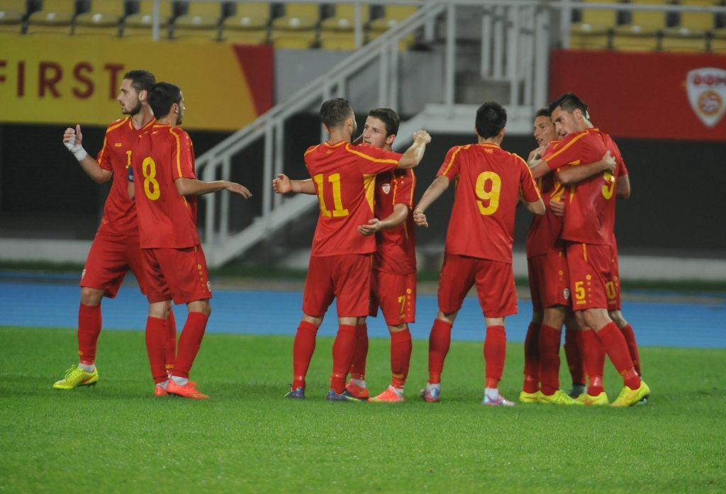 FYROM under-21 in group 7 of Euro 2019 qualifiers