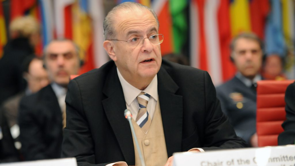 Foreign Minister stresses importance of cooperation between Council of Europe and OSCE in challenging times